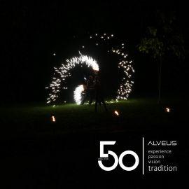50-й день рождения кухонных моек ALVEUS