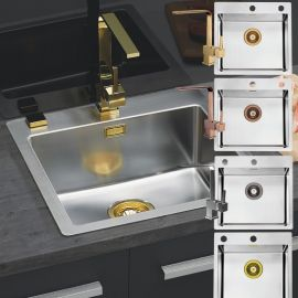 Kitchen sinks – which one to choose: QUIZ