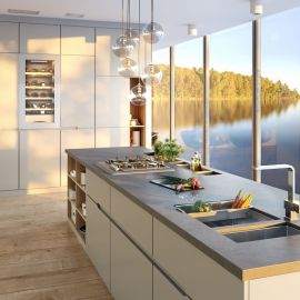 5 nasvetov arhitektov pri načrtovanju kuhinje