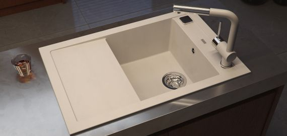 Who is a granite sink the right choice for?