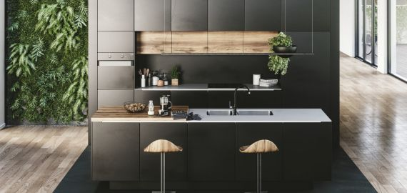 New lines of Luno and Galeo sinks: your kitchen will become the center of your home