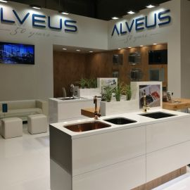 Alveus among the most renowned exhibitors in German LivingKitchen