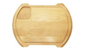Chopping board – wood (402x300x20)