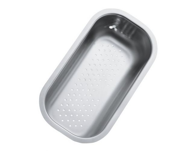 Strainer bowl - stainless steel