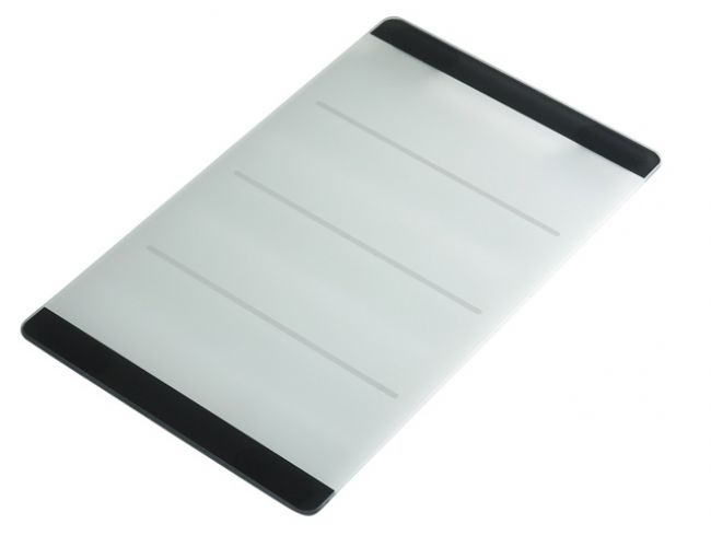 Chopping board - safety glass