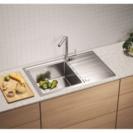 Which type of kitchen sink installation to choose?