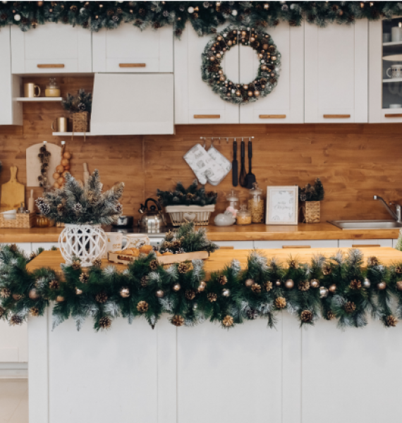 7 tricks to create a festive mood in your home