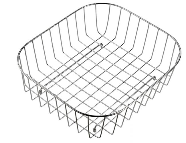 Strainer basket - chrom
